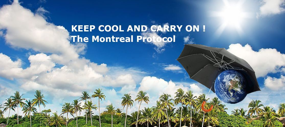 Keep cool and Carry On!